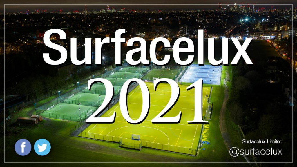 Surfacelux Floodlit Sports Pitches 2021